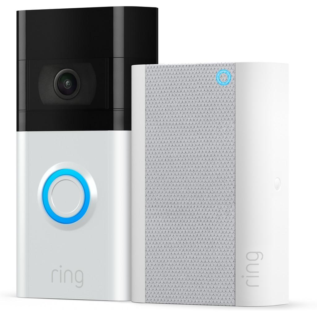 Ring-Video-Türklingel 3 + Chime Pro 2. Gen.