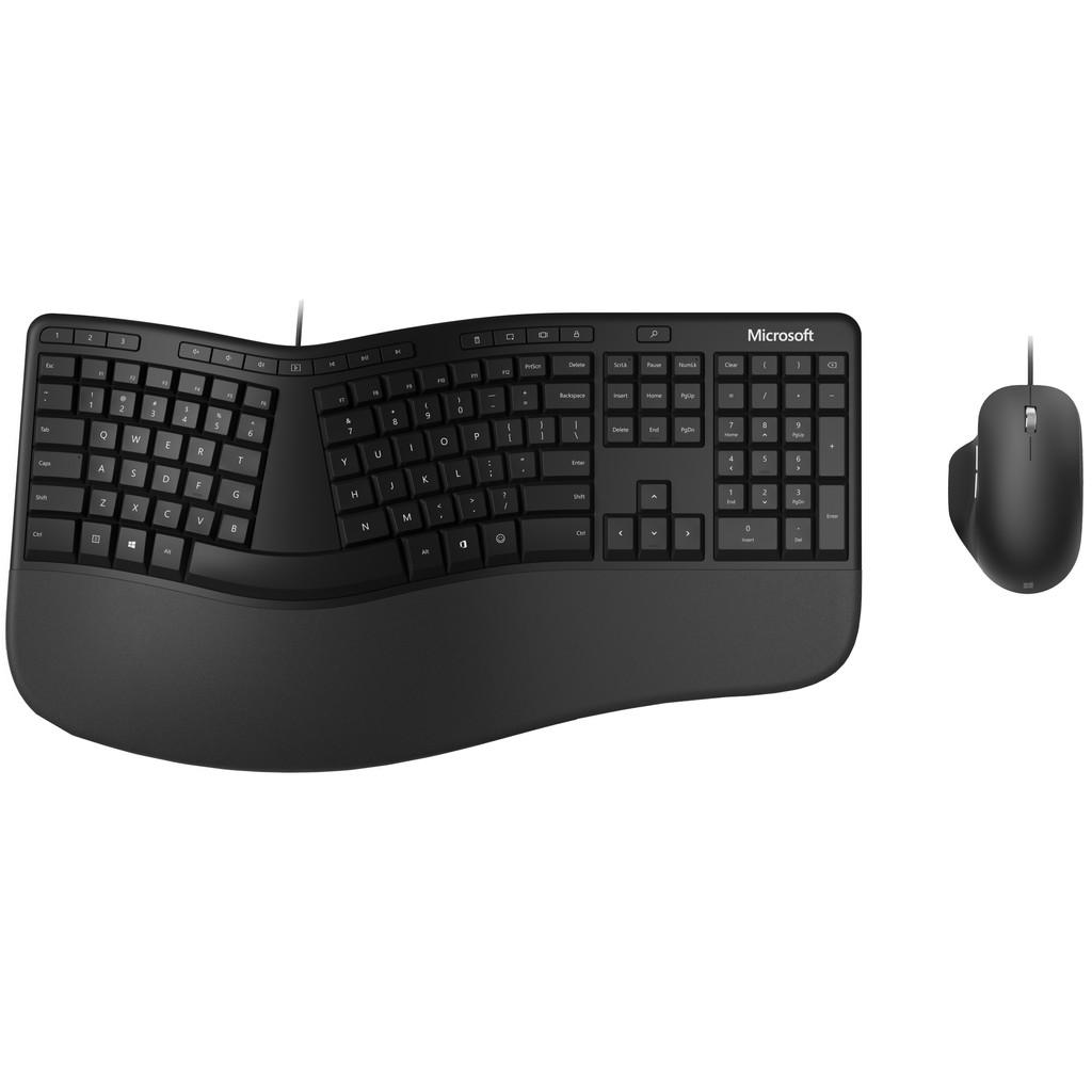Microsoft Ergonomische Tastatur und Maus Qwertz RJU-00006