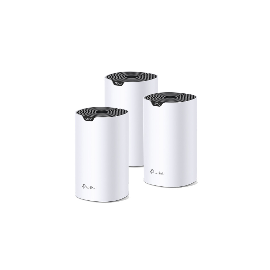 TP-Link Deco S4 Multiroom-WLAN 3er-Pack Deco S4(3-pack)