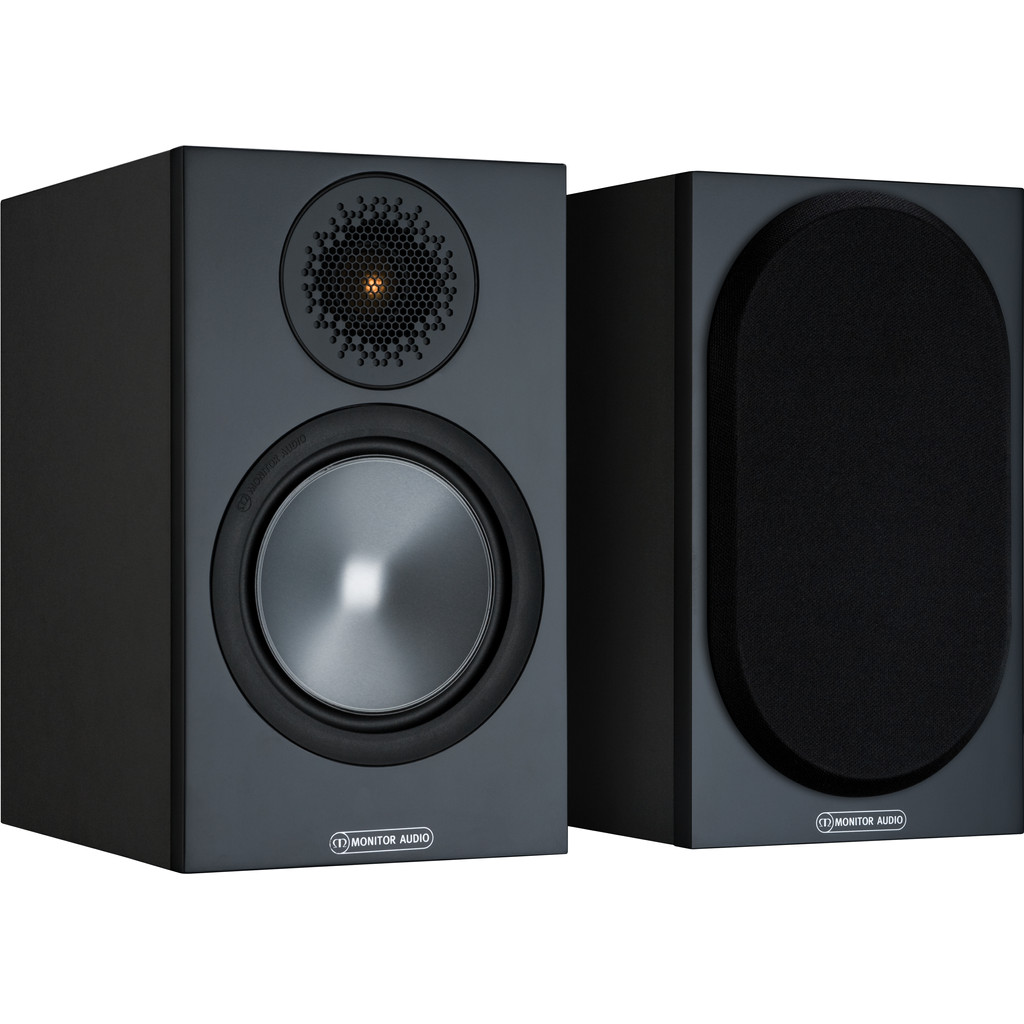 Monitor Audio Bronze 6G 50 Schwarz (pro Paar) 284