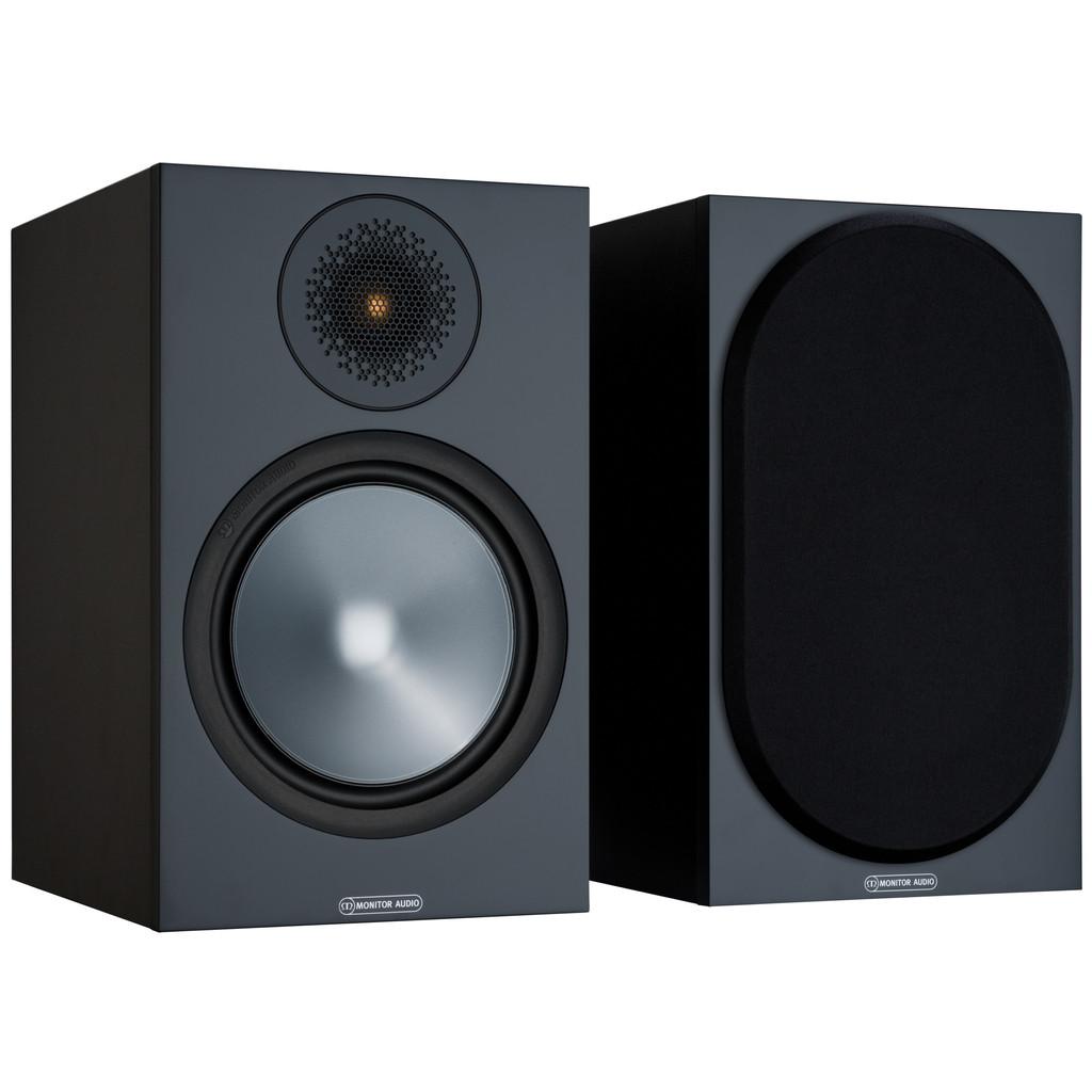 Monitor Audio Bronze 6G 100 Schwarz (pro Paar) 288