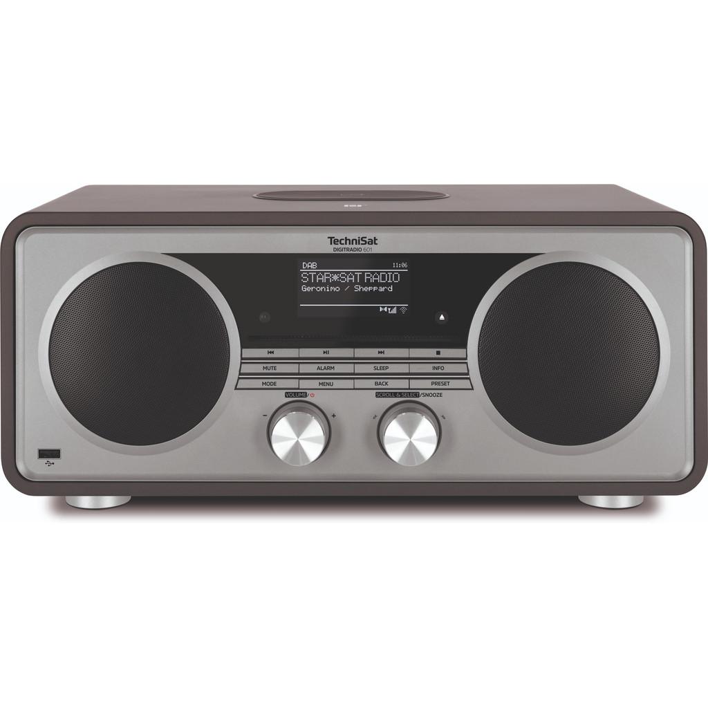 TechniSat Digitradio 601 Grau 0000/3951