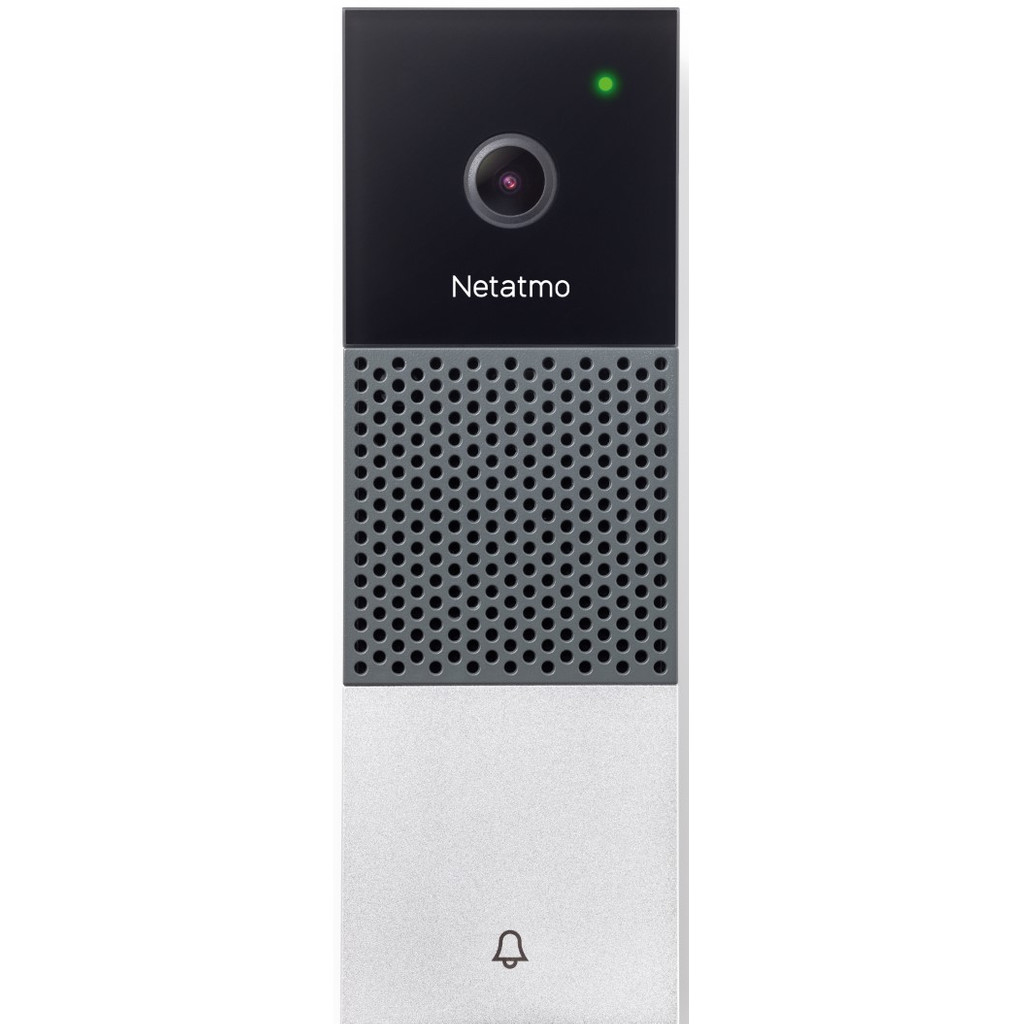 Netatmo Smart Video-Türklingel NA-74-023