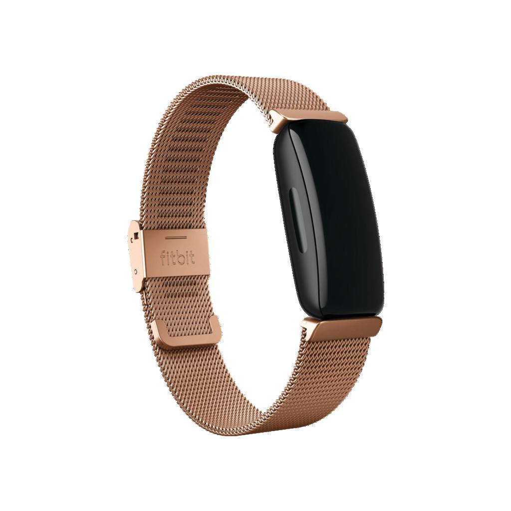 Fitbit Inspire/Inspire 2 Metallarmband Roségold 252993