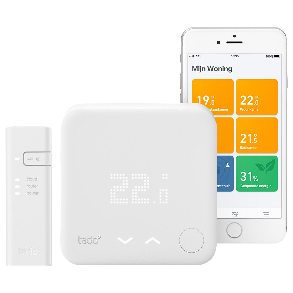 Tado Smart Thermostat V3+ TD-33-020