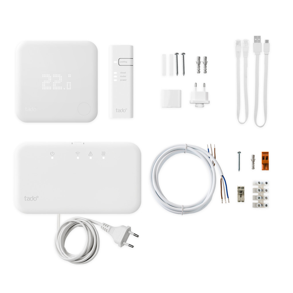 Tado Starter Kit - Wireless Smart Thermostat V3+ TD-33-030