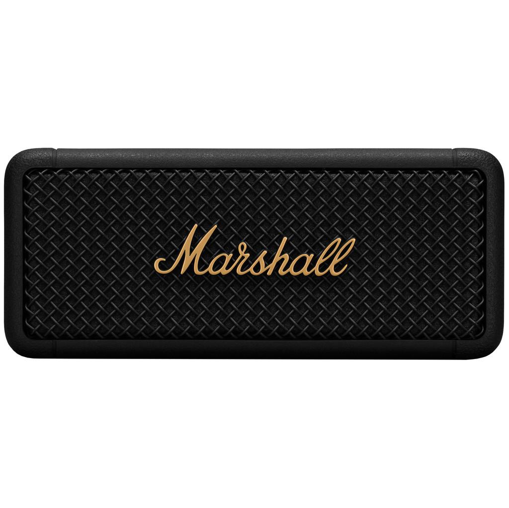 Marshall Emberton Schwarz/Gold 1005696