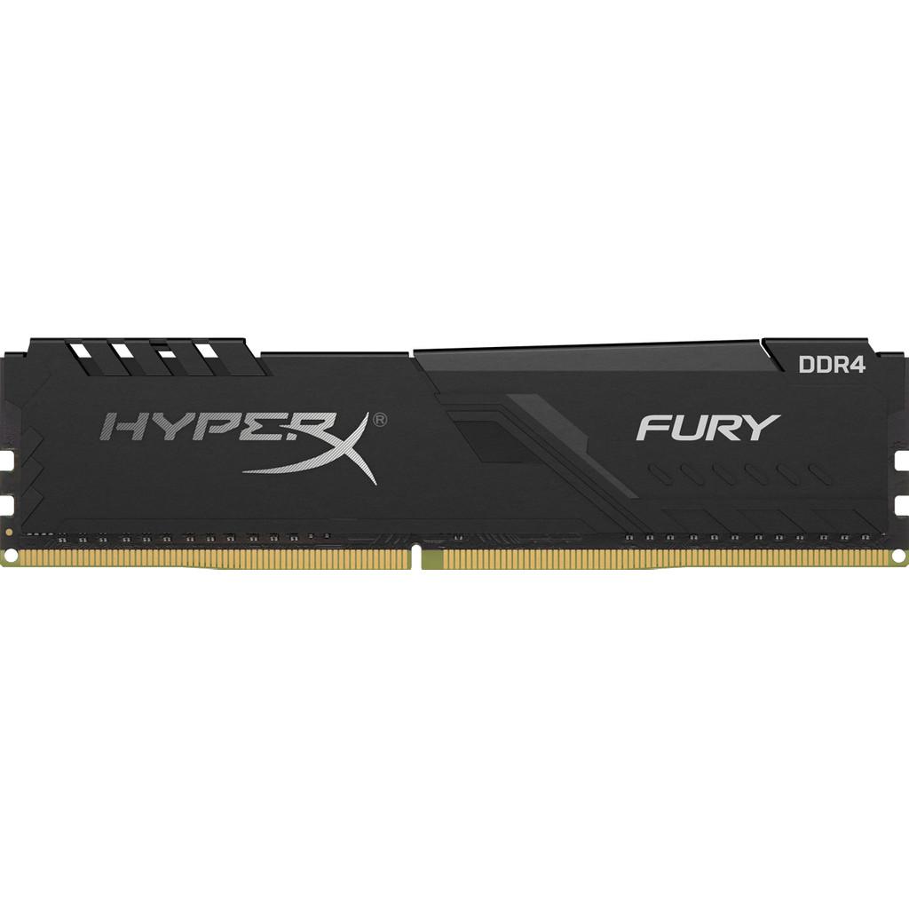 Kingston HyperX 32 GB (1 x 32 GB) 3.200 MHz DDR4 CL16 DIMM HyperX FURY Black HX432C16FB3/32