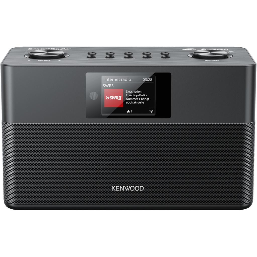 Kenwood Audio Kenwood CR-ST-100S Schwarz CRST100SB