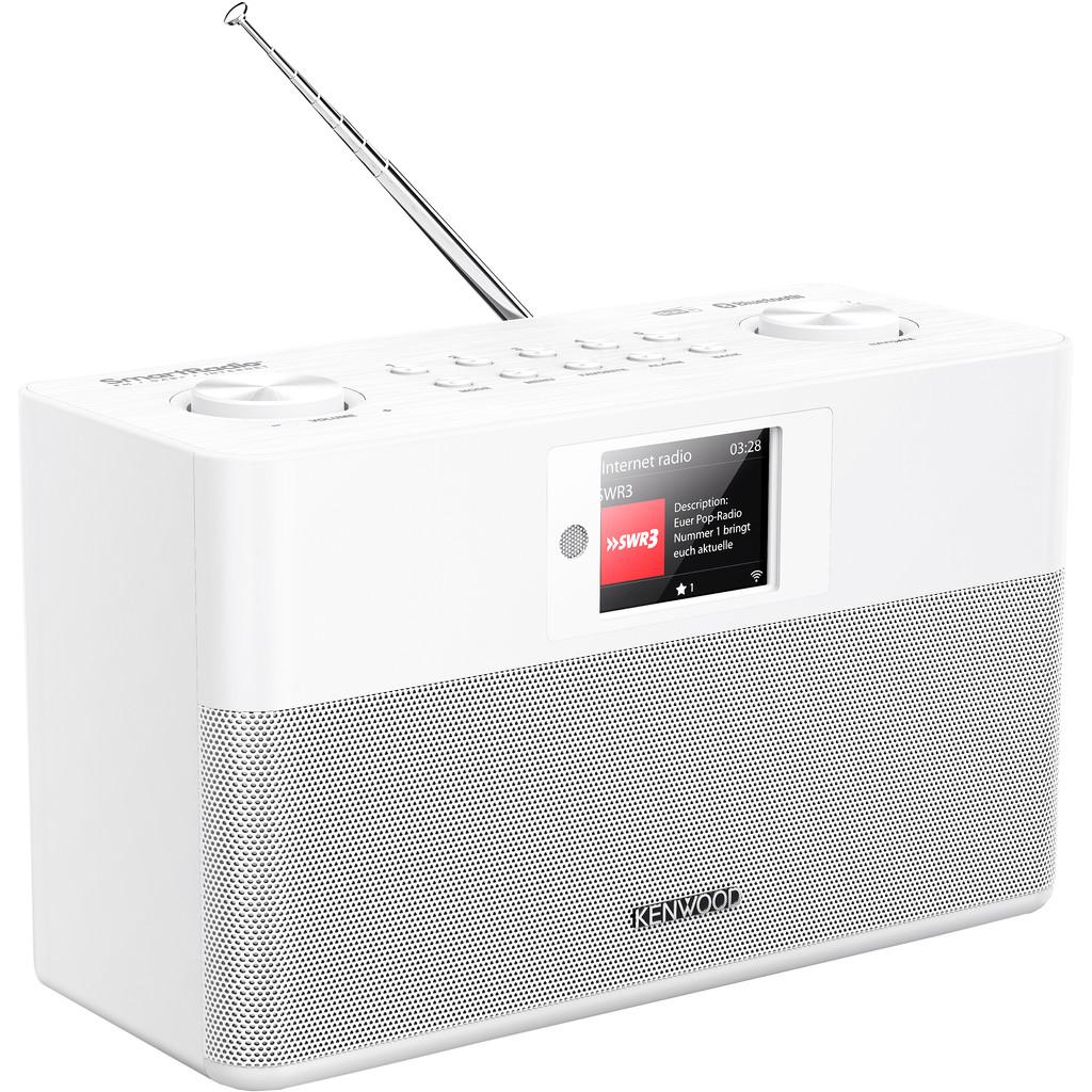 Kenwood Audio Kenwood CR-ST-100S Weiß CRST100SW