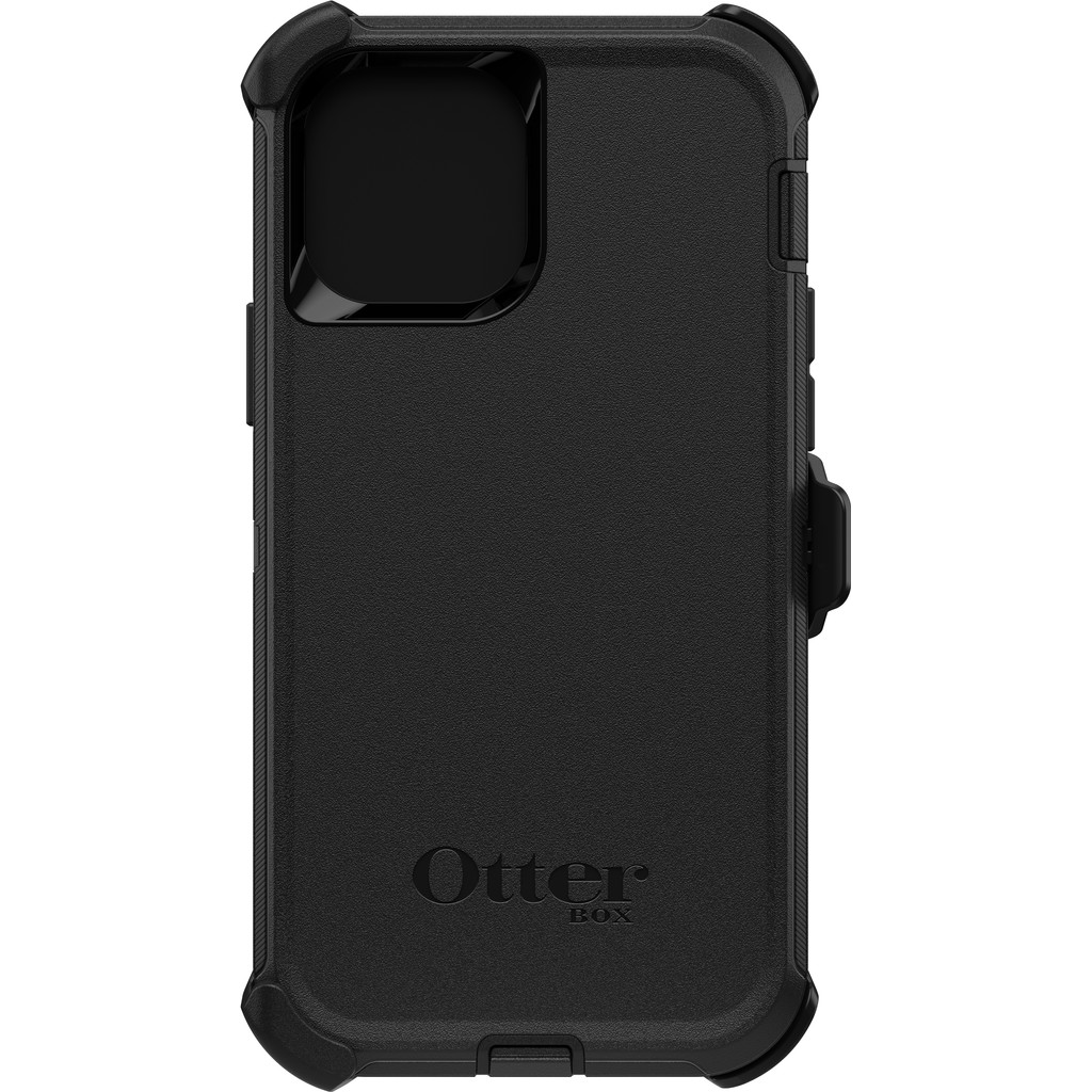 Otterbox Defender Apple iPhone 12/12 Pro Backcover in Schwarz 77-65401