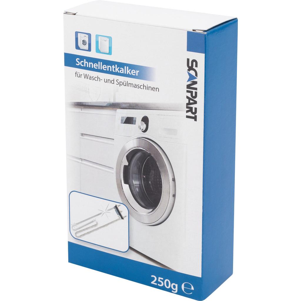 Scanpart Entkalker für Waschmaschine und Spülmaschine 1110000001