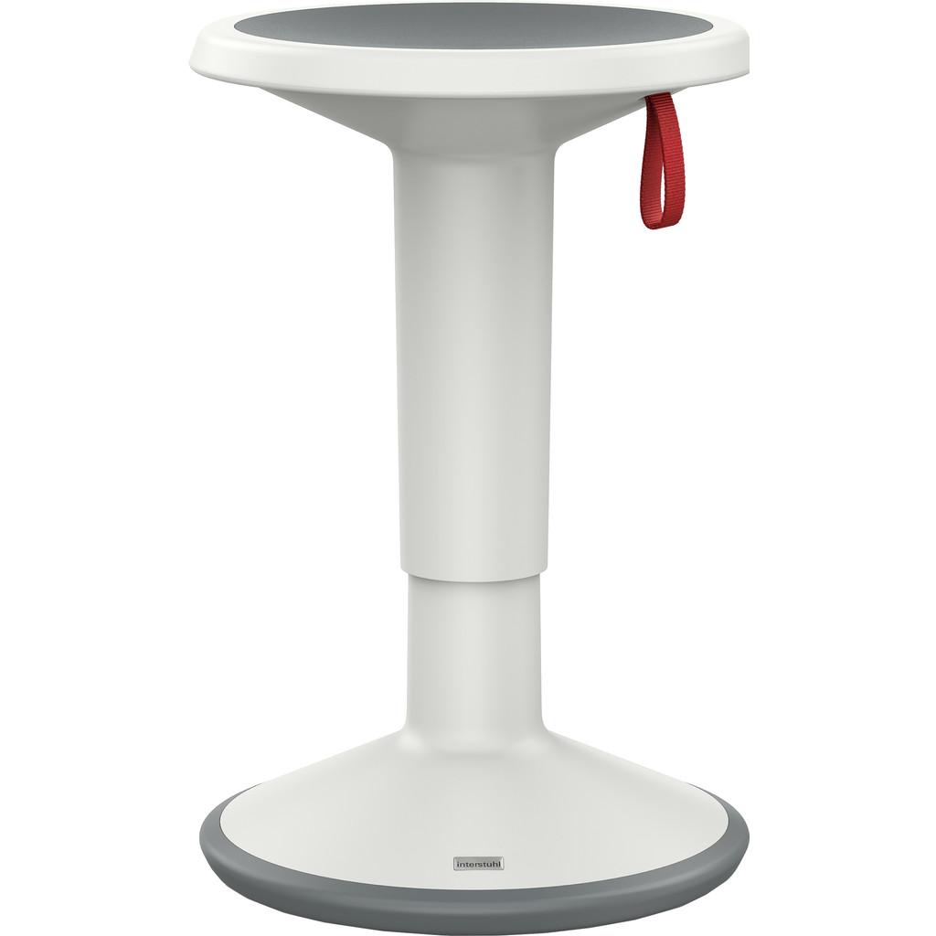 Interstuhl Prosedia Ergonomischer Hocker Interstuhl UP Weiß 10362476