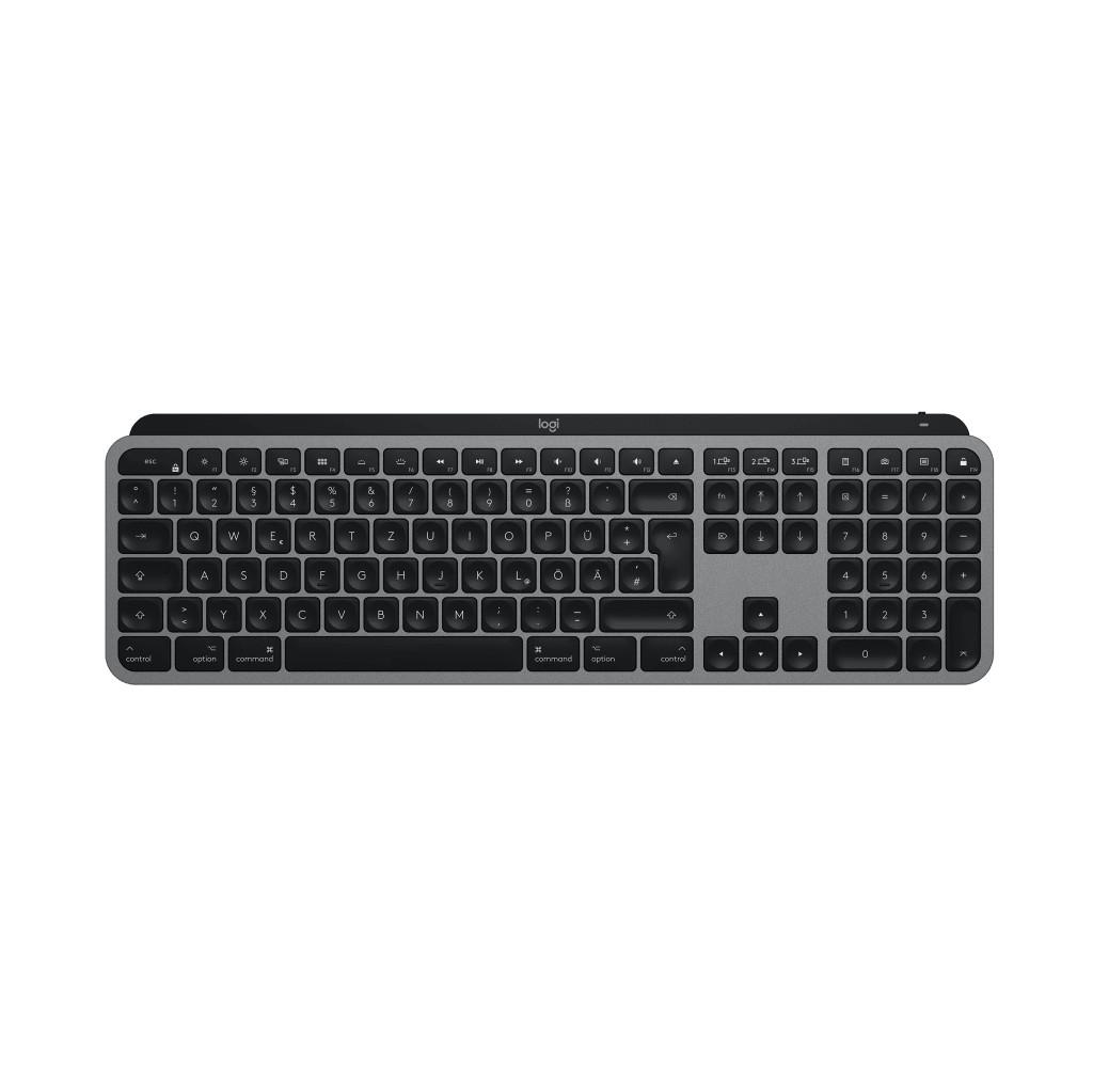 Logitech MX Keys für Mac QWERTZ 920-009553