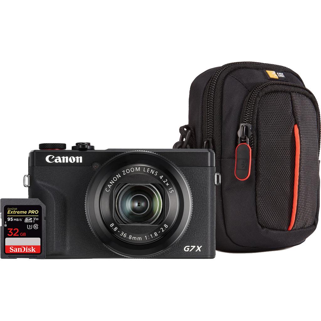Canon-Starterset PowerShot G7 X Mark III