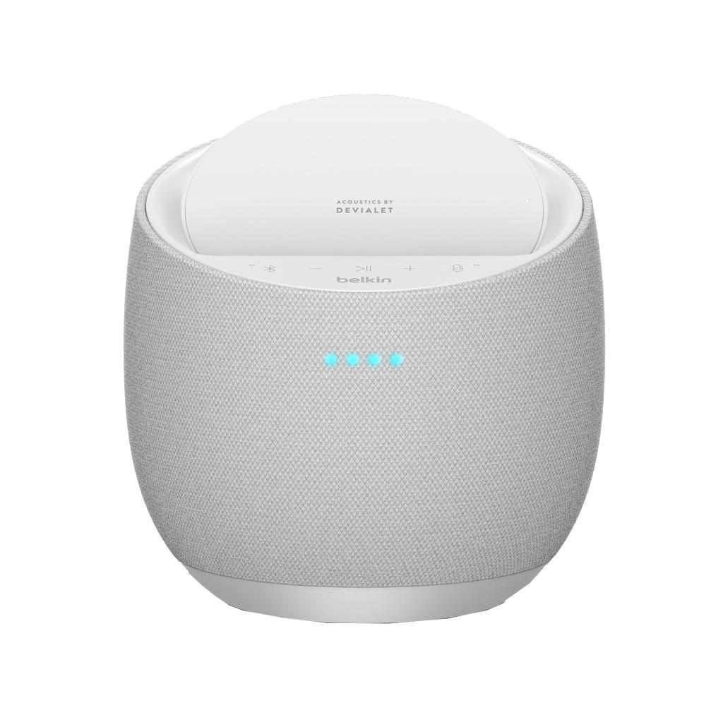 Belkin SoundForm Elite Hifi Smart-Lautsprecher mit Alexa und AirPlay Weiß G1S0002vf-WHT