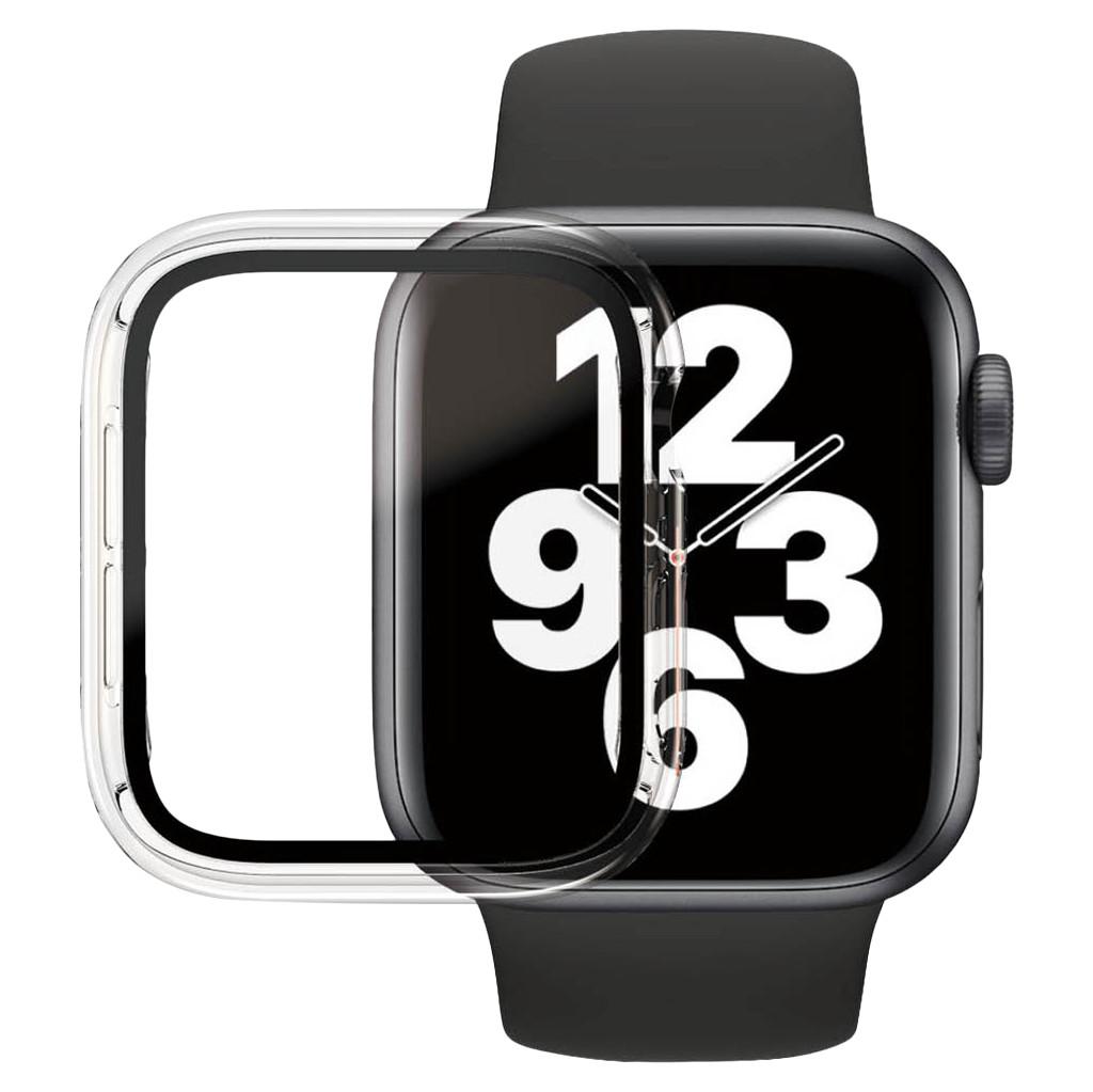 PanzerGlass Full Body Apple Watch Series 6, SE, 5 und 4 40 mm Displayschutzfolie Glas PZ-3642