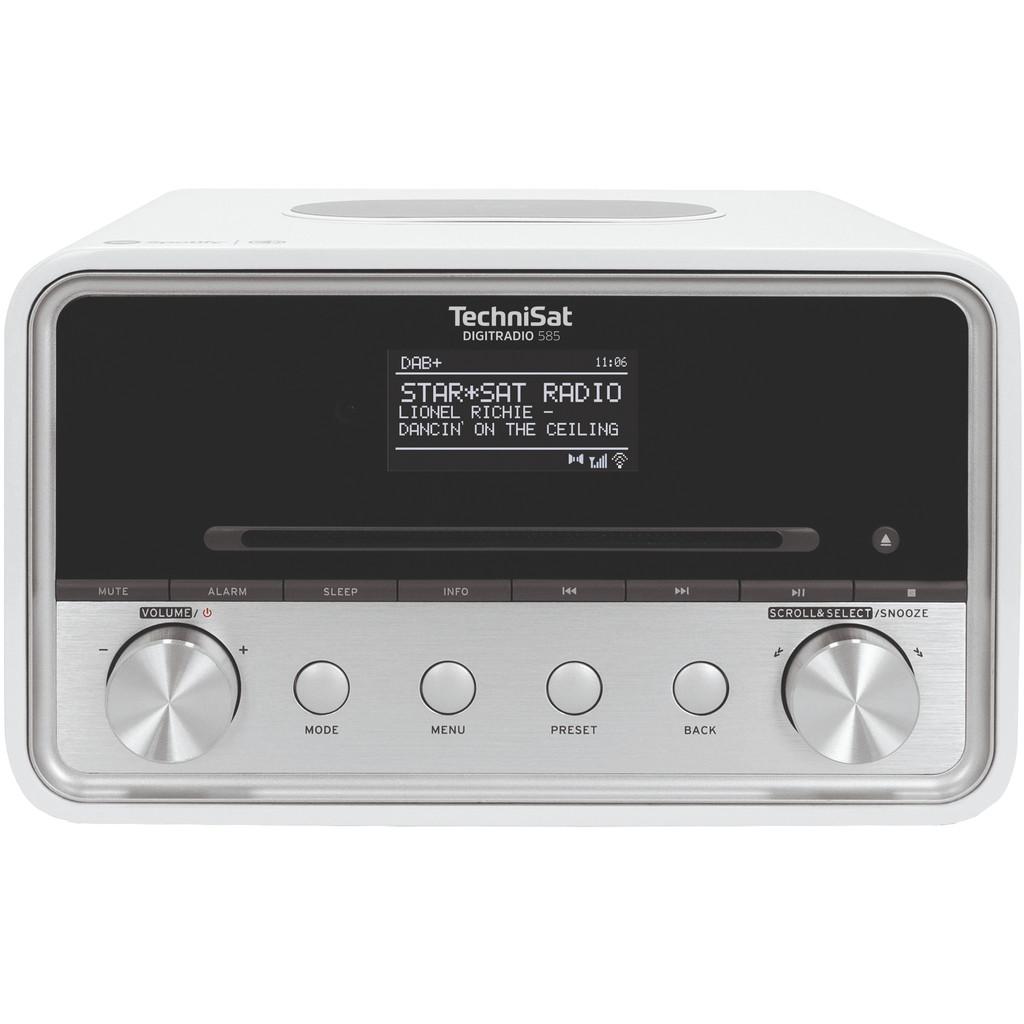 TechniSat DigitRadio 585 Weiß 0001/3950
