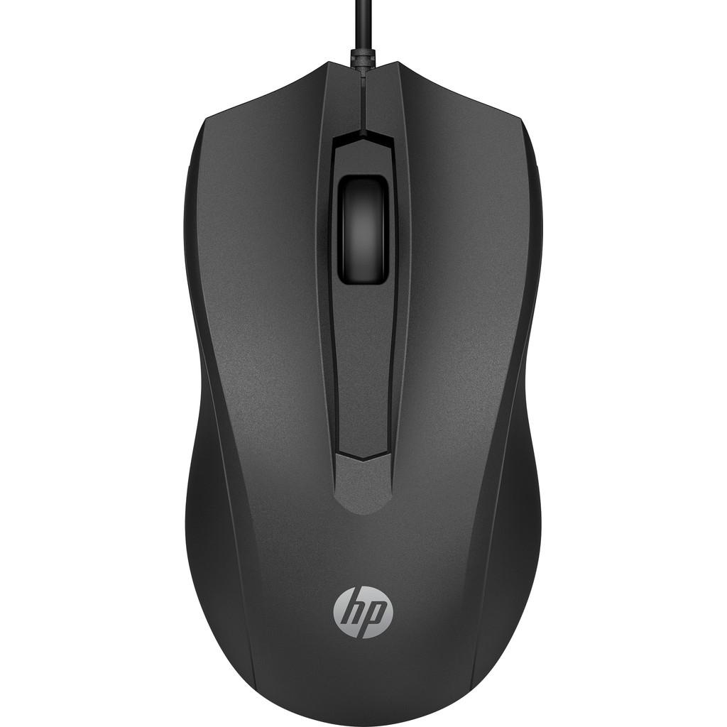 HP 100 kabelgebundene Maus 6VY96AA#ABB