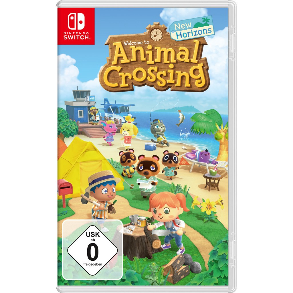 Nintendo Animal Crossing New Horizons 10002135