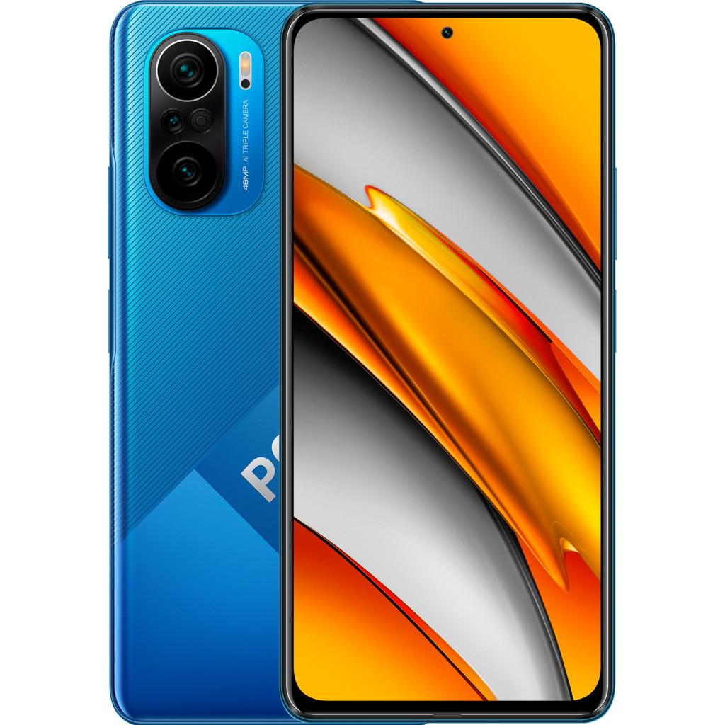 Xiaomi Poco F3 256GB Blau 5G 32184