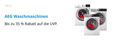 AEG Waschmaschine Angebote