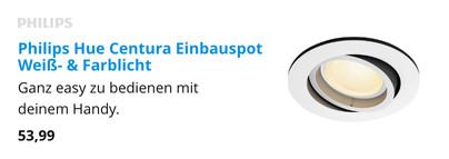 Philips Hue Centura Einbauspot