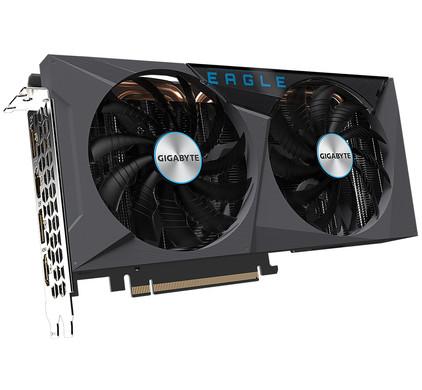 Gigabyte GeForce RTX 3060 Ti EAGLE 8G 2.0