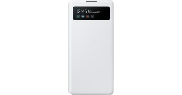 Samsung Galaxy S10 Lite S Bücherregal anzeigen Weiß