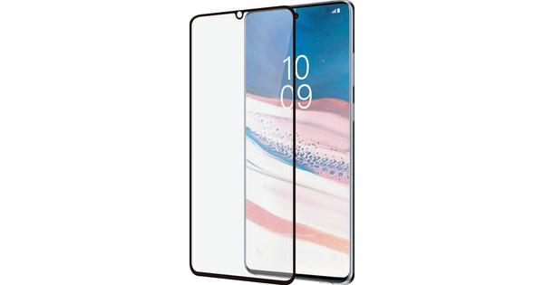 Azuri Rinox Samsung Galaxy S10 Lite Displayschutzfolie Gehärtetes Glas Schwarz
