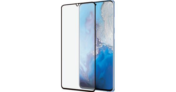 Azuri Samsung Galaxy S20 Ultra Displayschutzglas Schwarz