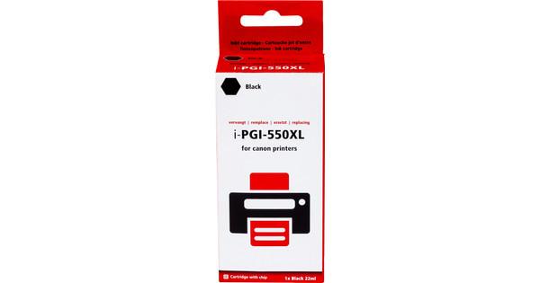 Pixeljet PGI-550XL Patrone Schwarz
