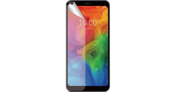Azuri LG Q7 (2018) Displayschutzfolie aus Kunststoff