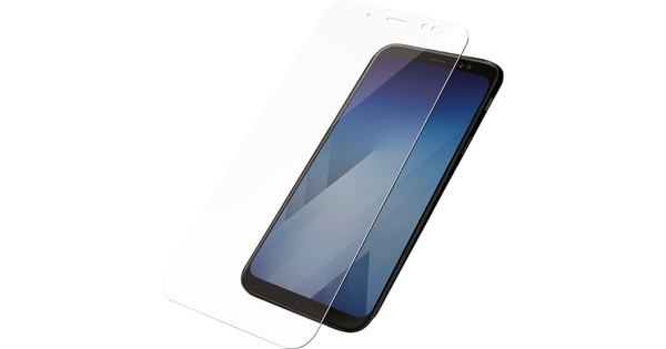 PanzerGlass Samsung Galaxy A6 (2018) Displayschutzglas Schwarz