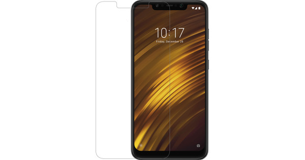 Azuri gehärtetes Glas Xiaomi Pocophone F1 Displayschutzglas