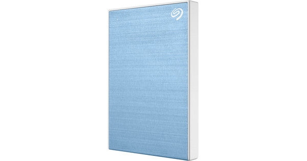 Seagate Backup Plus Slim 1 TB Blau