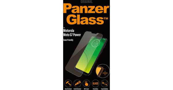 PanzerGlass Motorola Moto G7 Power Displayschutzglas