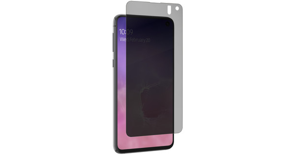 InvisibleShield Ultra Datenschutz Samsung Galaxy S10e Displayschutzfolie Kunststoff
