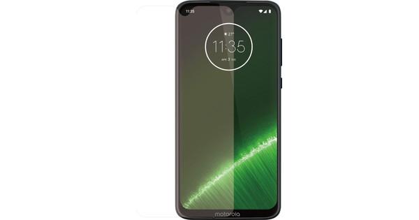 Azuri Rinox gehärtetes Glas Motorola G7 Plus Displayschutzglas transparent