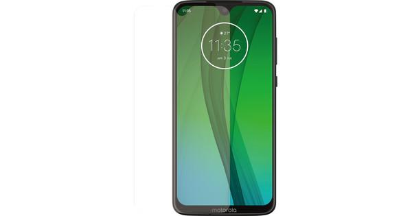 Azuri gehärtetes Glas Motorola Moto G7 Plus Displayschutzglas