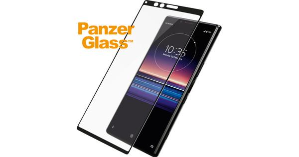 PanzerGlass Sony Xperia 1 Displayschutzglas Schwarz