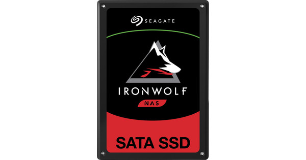 Seagate IronWolf 110 SSD, 1920 GB