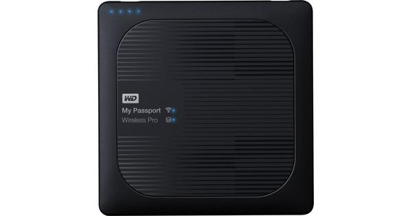 WD My Passport Wireless Pro 4 TB