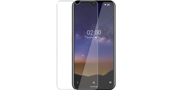 Azuri Rinox Nokia 2.2 Displayschutzfolie aus gehärtetem Glas