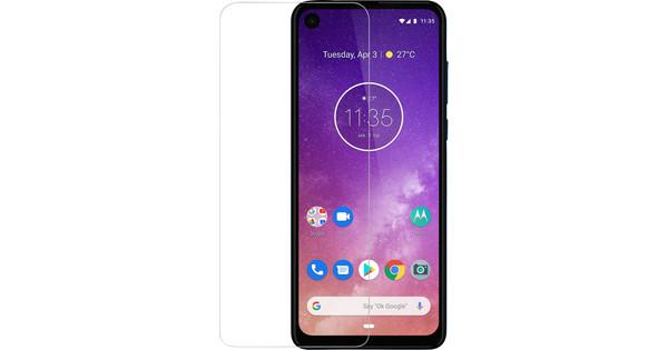 Azuri Rinox Motorola One Vision Displayschutzfolie Gehärtetes Glas