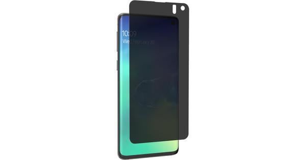 InvisibleShield Ultra Datenschutz Samsung Galaxy S10 Displayschutzfolie Kunststoff