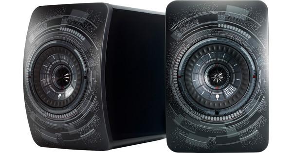 KEF LS50 Wireless Marcel Wanders Design Nocturne (pro Paar)