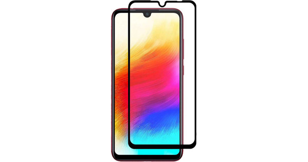 Nur für den Fall Displayschutzfolie aus gehärtetem Glas Xiaomi Redmi Note 7