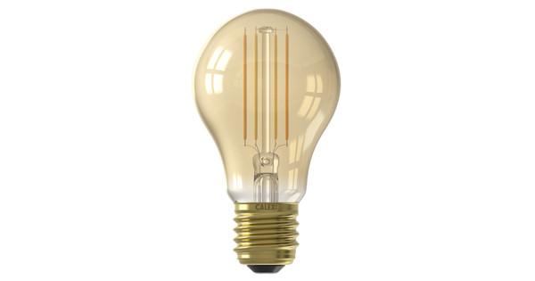 Calex WLAN Smart A60 Standard Gold Glühfadenlampe E27