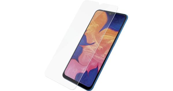 PanzerGlass Fall freundlich Samsung Galaxy A10 Displayschutzglas